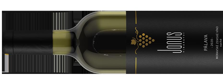 Vinařství Januš - Bílé víno suché Pálava 2020