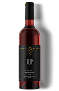 Červené víno Cabernet Sauvignon 2020 suché
